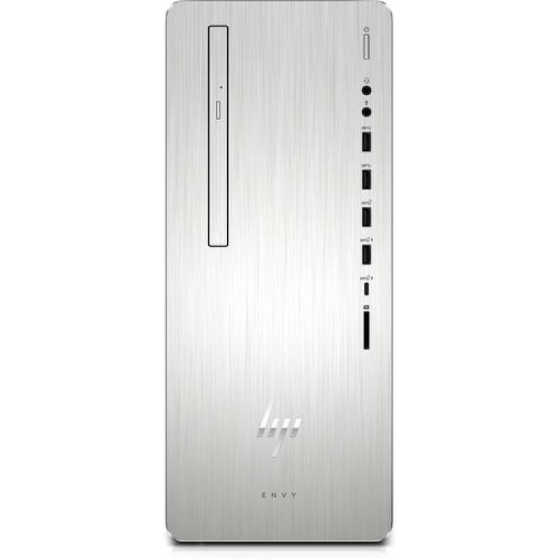 HP ENVY 795-0021ng 3 GHz 9th gen Intel® Core™ i7 i7-9700F Silver Mini Tower PC