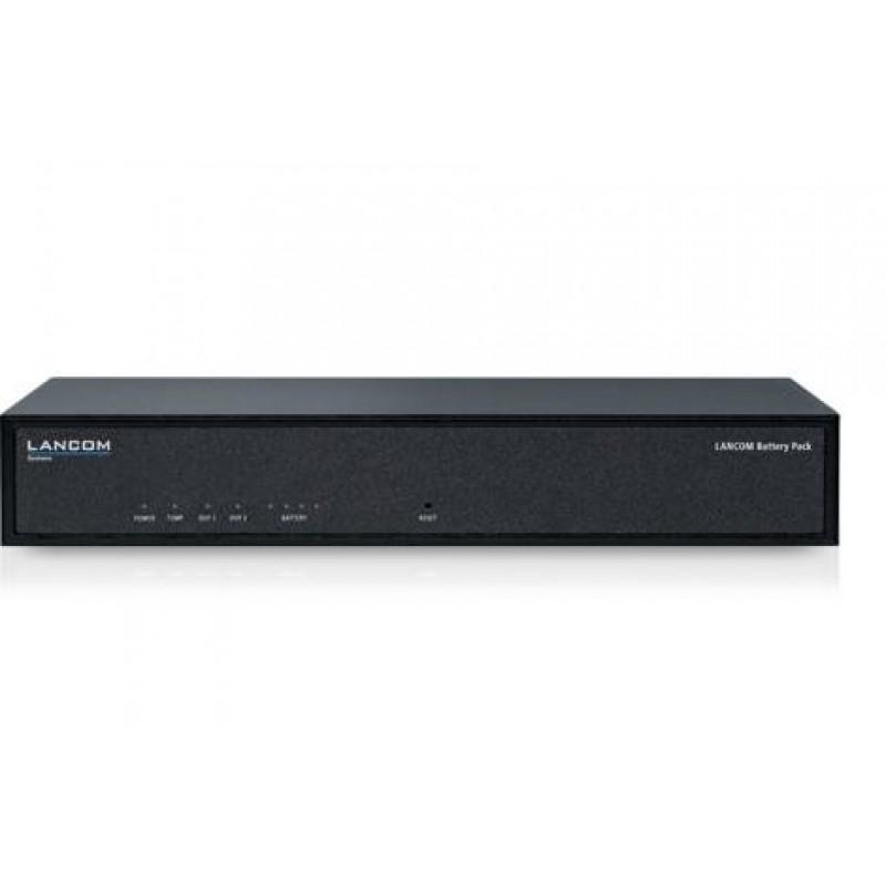 Lancom Systems 62801 uninterruptible power supply (UPS) 27 W Black