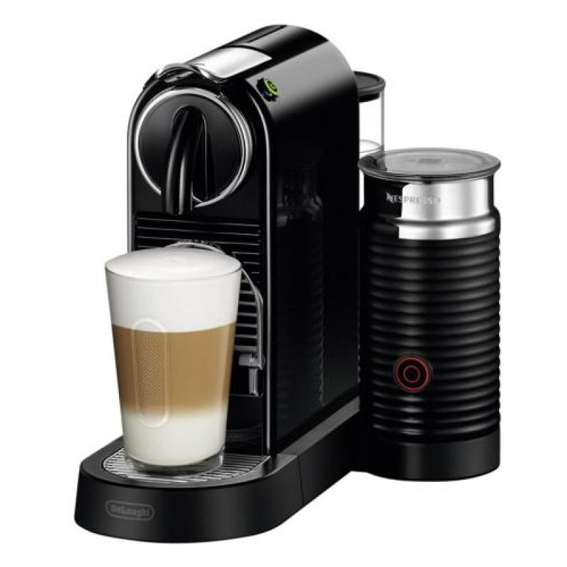 DeLonghi Citiz Freestanding Drip coffee maker 1 L Semi-auto Black