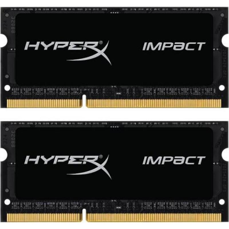 HyperX 16GB DDR3-1600 memory module 1600 MHz Black