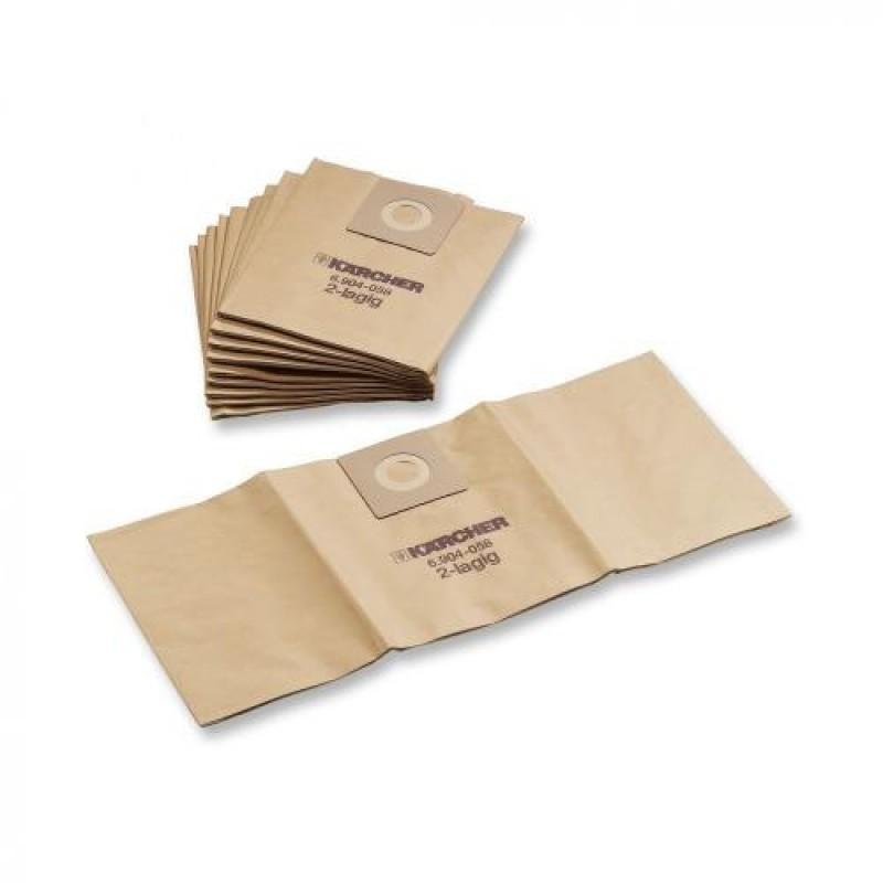 Kärcher Papierfiltertüten, Staubsaugerbeutel