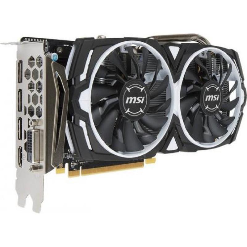 MSI Radeon RX 570 ARMOR 4G OC Black,White