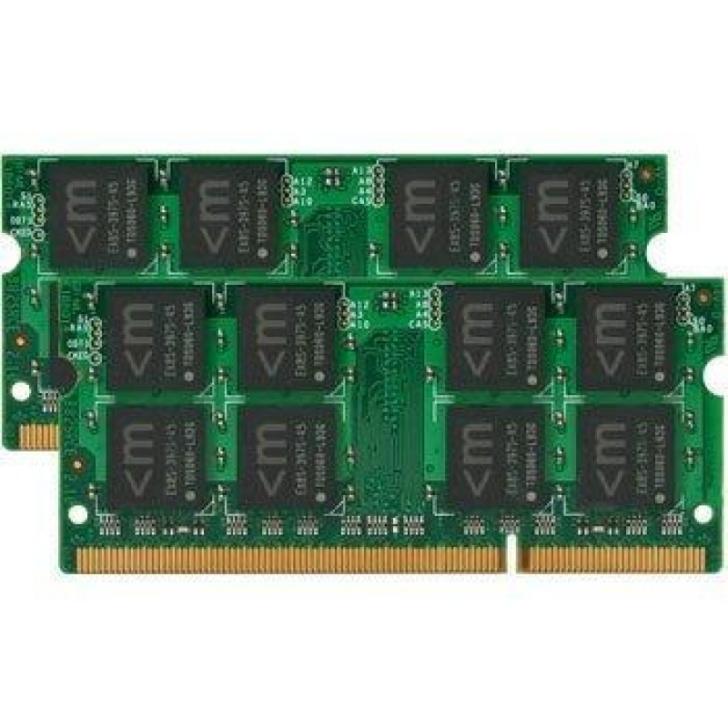 Mushkin SO-DIMM 16 GB DDR3-1066 Kit, Arbeitsspeicher