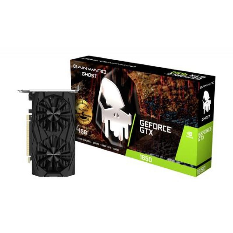 Gainward 471056224-0863 GeForce GTX 1650 4 GB GDDR5 Black