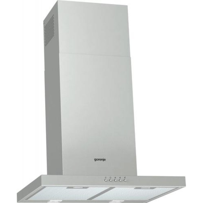 Gorenje WHT623E5X 550 m³/h Wall-mounted Stainless steel B