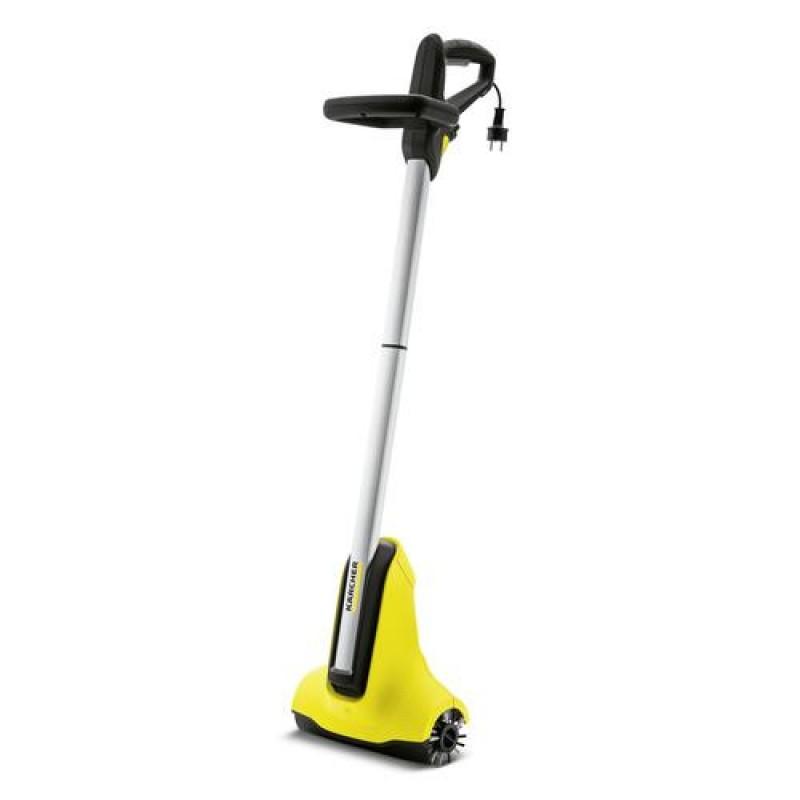 Kärcher PCL 4 Terassenreiniger floor polisher Black,Yellow 800 RPM