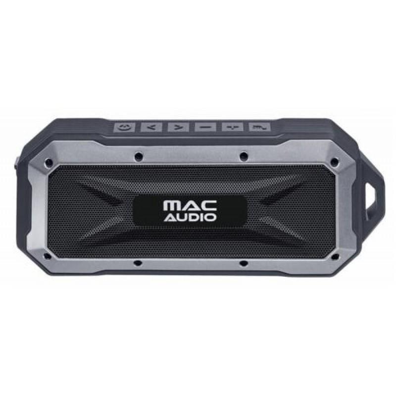 Mac Audio BT Wild 401 Stereo portable speaker Black,Silver