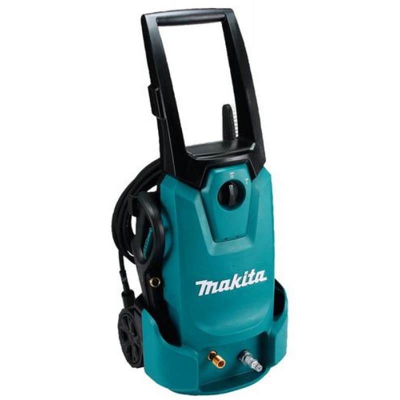 Makita HW1200 pressure washer Upright Electric Black,Blue 420 l/h 1600 W