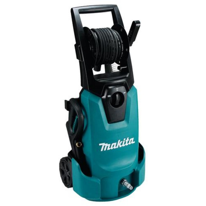 Makita HW1300 pressure washer Upright Electric Black,Blue 420 l/h 1800 W