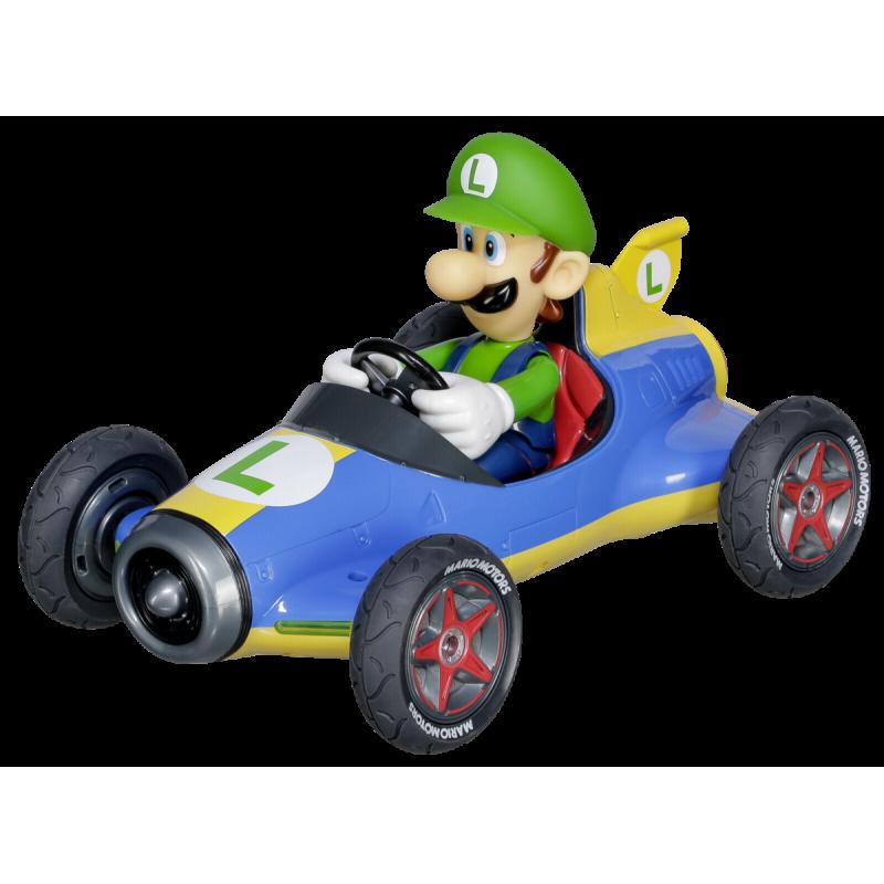 Carrera RC 2,4 Ghz     370181067 Nintendo Mario Kart Mach 8,Luigi