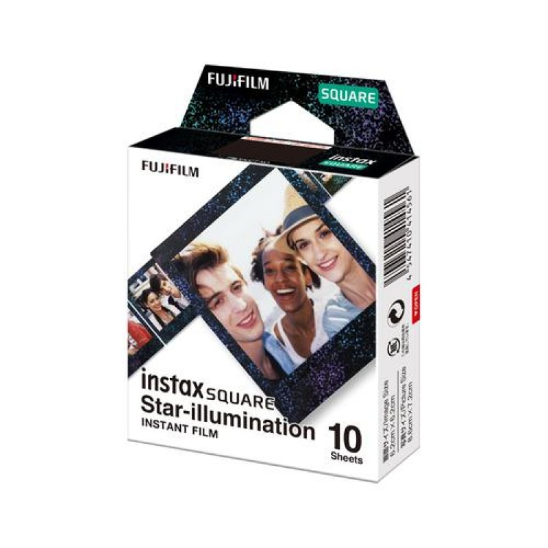 Fujifilm Star Illumination instant picture film 86 x 72 mm 10 pc(s)