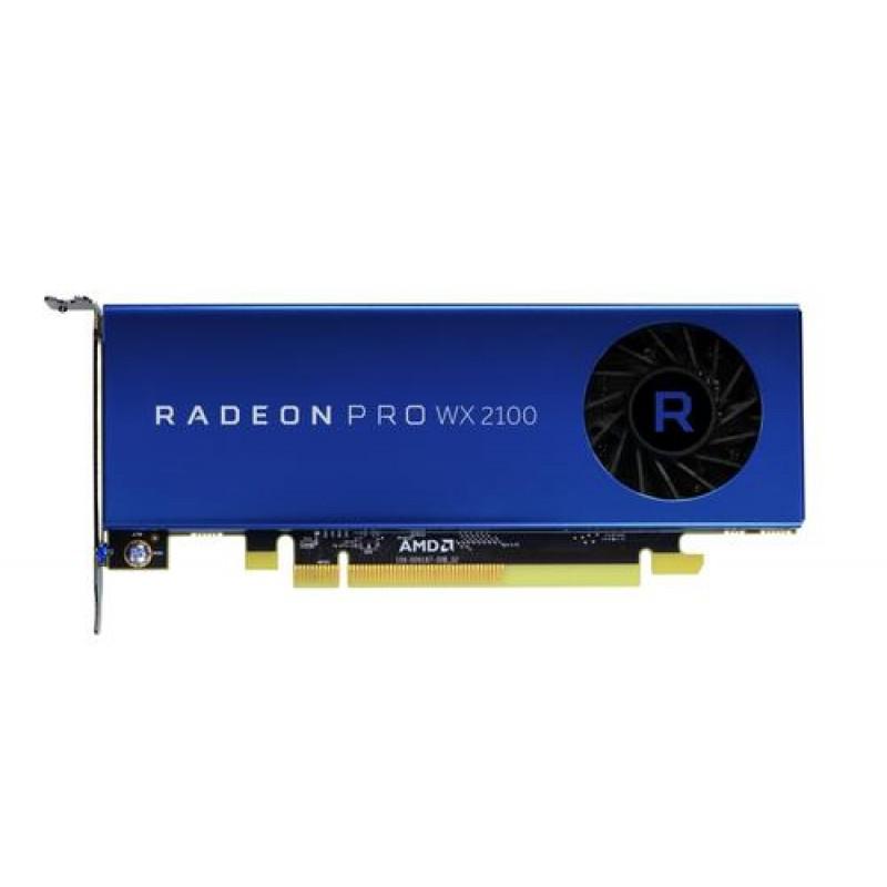 Fujitsu S26361-F3300-L211 graphics card Radeon Pro WX 2100 2 GB GDDR5 Black,Blue