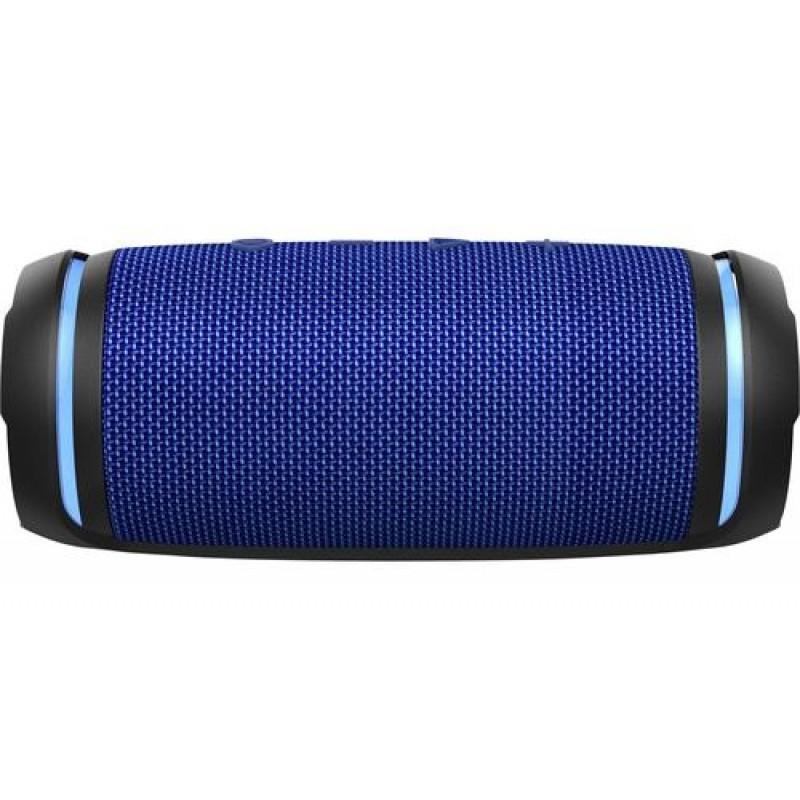 Swisstone BX 520 TWS 24 W Stereo portable speaker Black,Blue