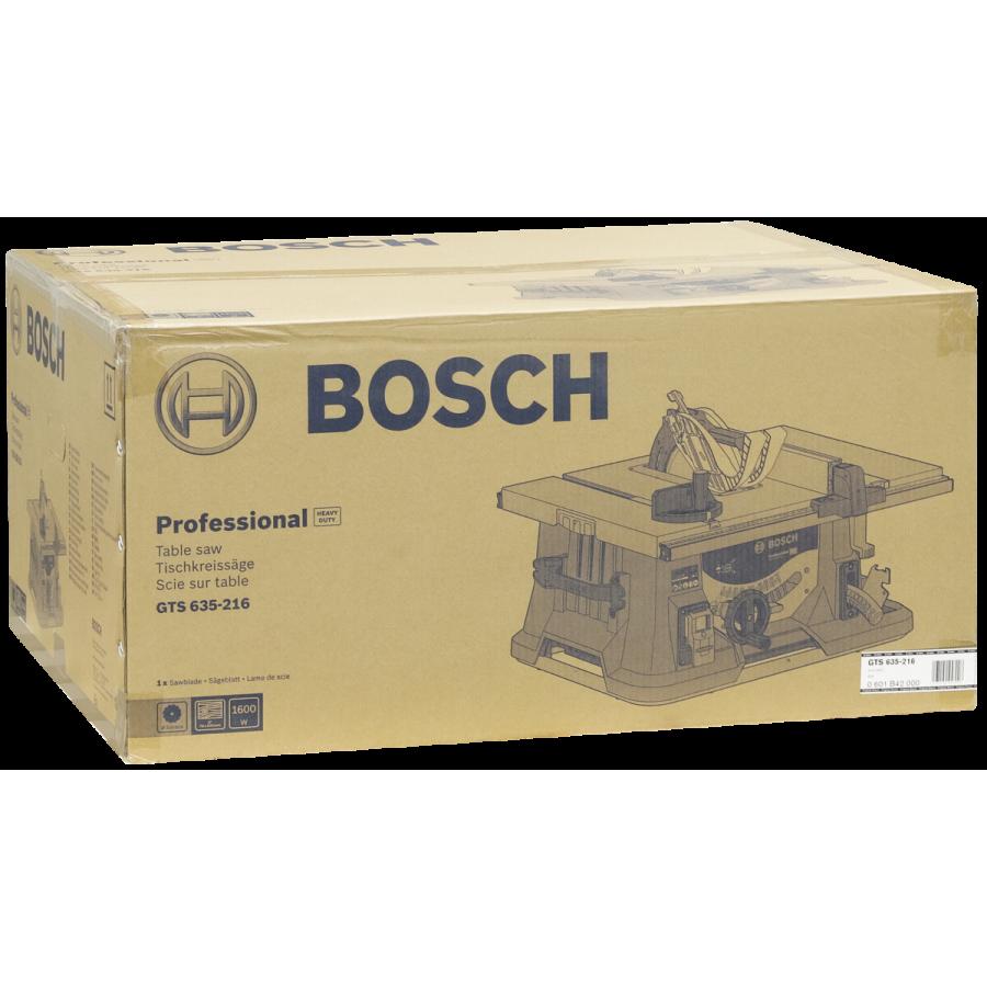 Bosch GTS 635216 Professional Circular Saw