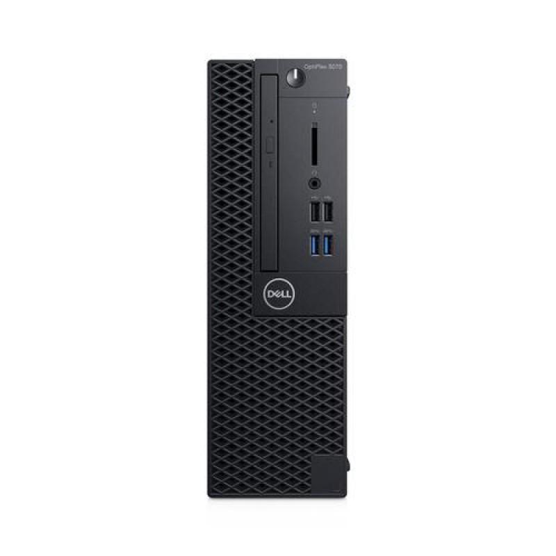 DELL OptiPlex 3070 9th gen Intel® Core™ i3 i3-9100 4 GB DDR4-SDRAM 128 GB SSD Black SFF PC