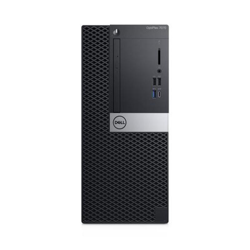 DELL OptiPlex 7070 9th gen Intel® Core™ i5 i5-9500 8 GB DDR4-SDRAM 256 GB SSD Black Mini Tower PC