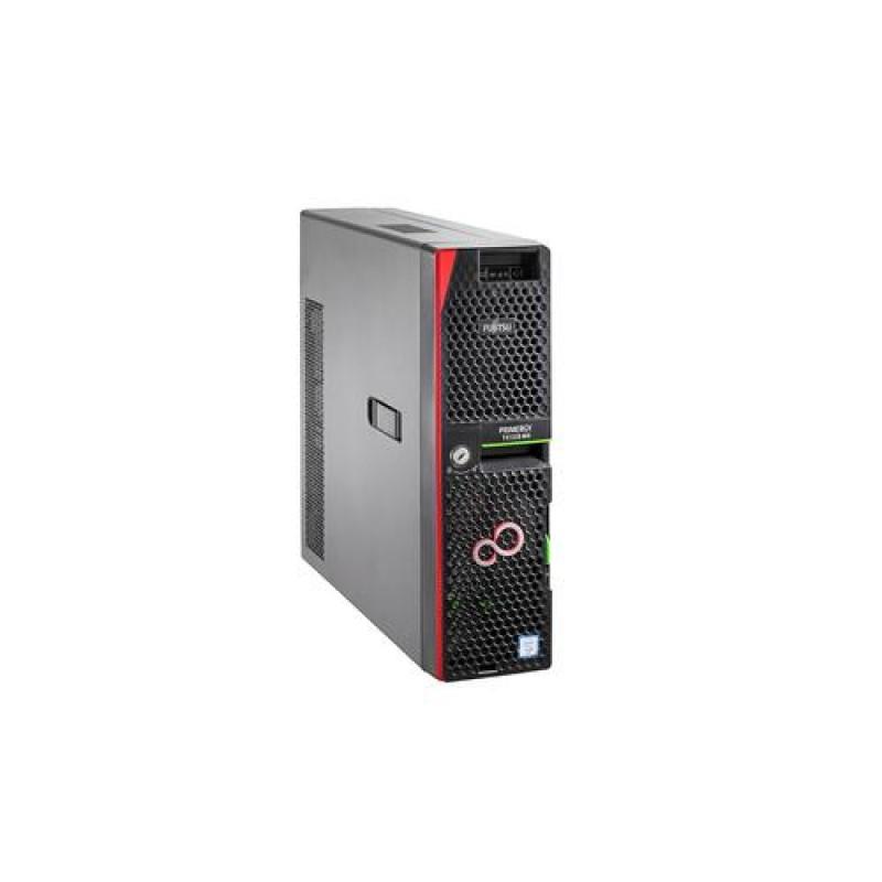 Fujitsu PRIMERGY TX1320M4 server 3.3 GHz Intel Xeon E Tower 450 W Black,Red