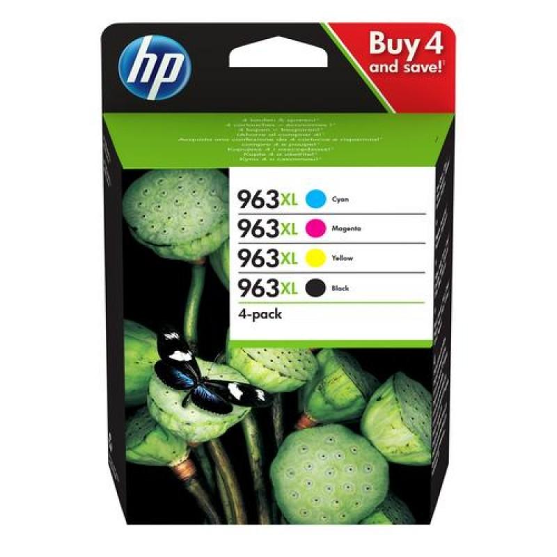 HP 963XL Original Black,Cyan,Magenta,Yellow Multipack 4 pc(s)