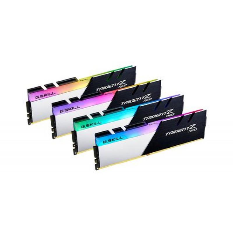 G.Skill Trident Z F4-3600C16Q-64GTZN memory module 64 GB DDR4 3600 MHz