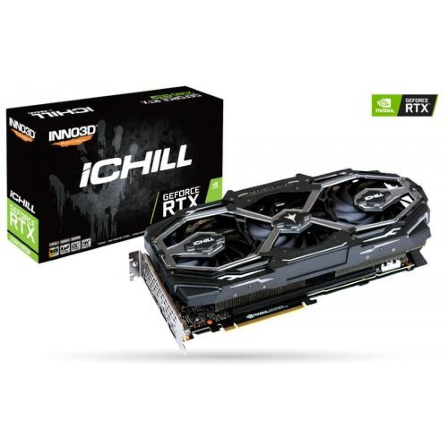 Inno3D iChill GeForce RTX 2080 Super X3 Ultra 8 GB GDDR6 Black,Grey