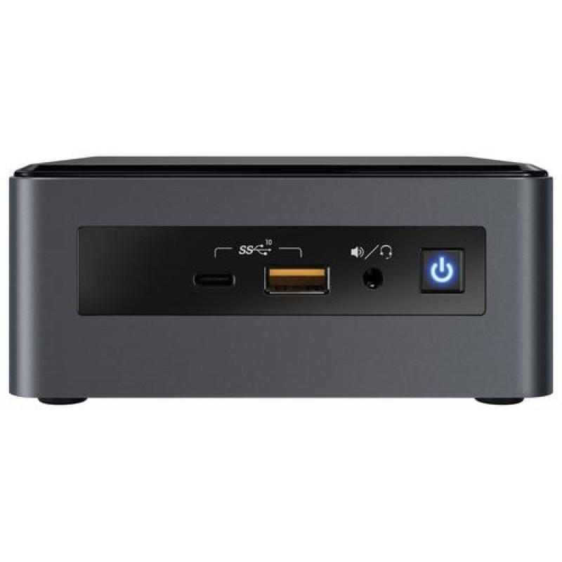Intel NUC 8 Mainstream-G 8th gen Intel® Core™ i7 i7-8565U 8 GB LPDDR3-SDRAM 1000 GB HDD Black UCFF Mini PC
