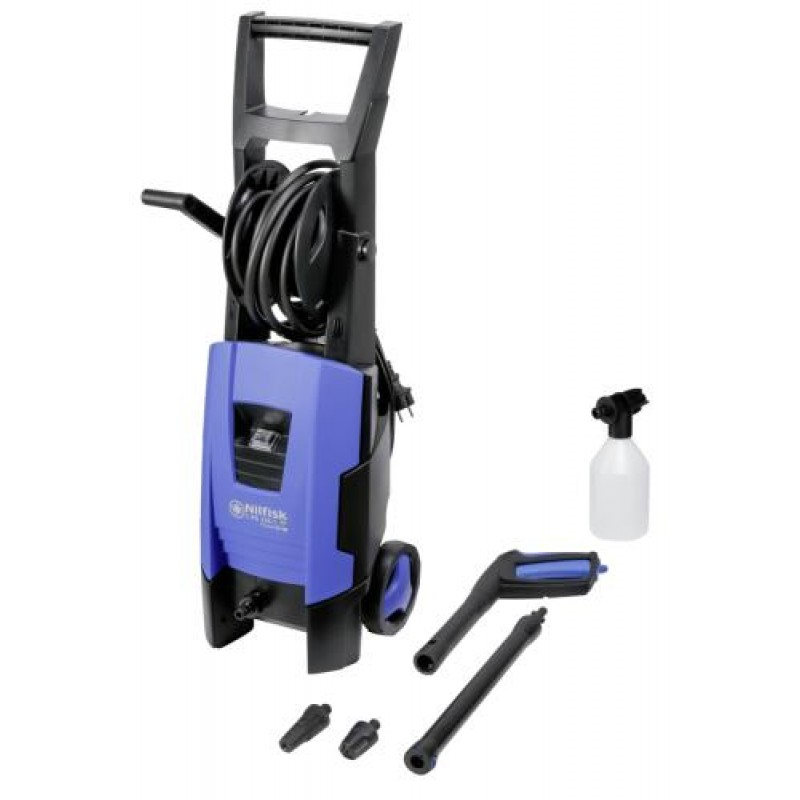 Nilfisk C-PG 135.1 pressure washer Compact Electric Black,Blue 520 l/h 7800 W