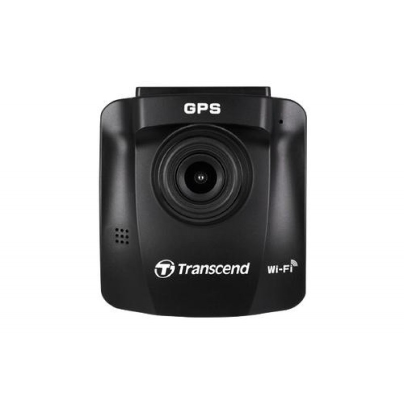 Transcend TS-DP230Q-32G dashcam Full HD Black Wi-Fi