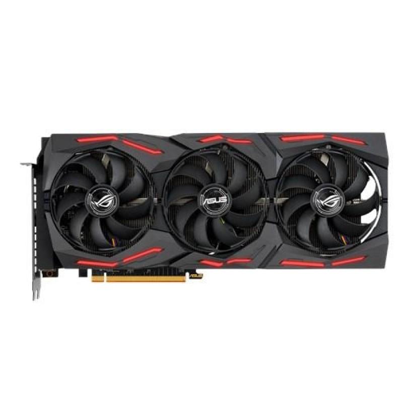 ASUS ROG -STRIX-RX5700-O8G-GAMING Radeon RX 5700 8 GB GDDR6 Black,Red