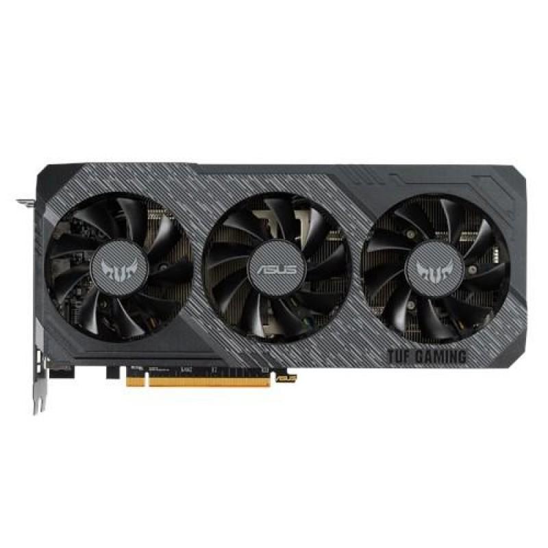 ASUS TUF Gaming TUF 3-RX5700-O8G-GAMING Radeon RX 5700 8 GB GDDR6 Black,Yellow