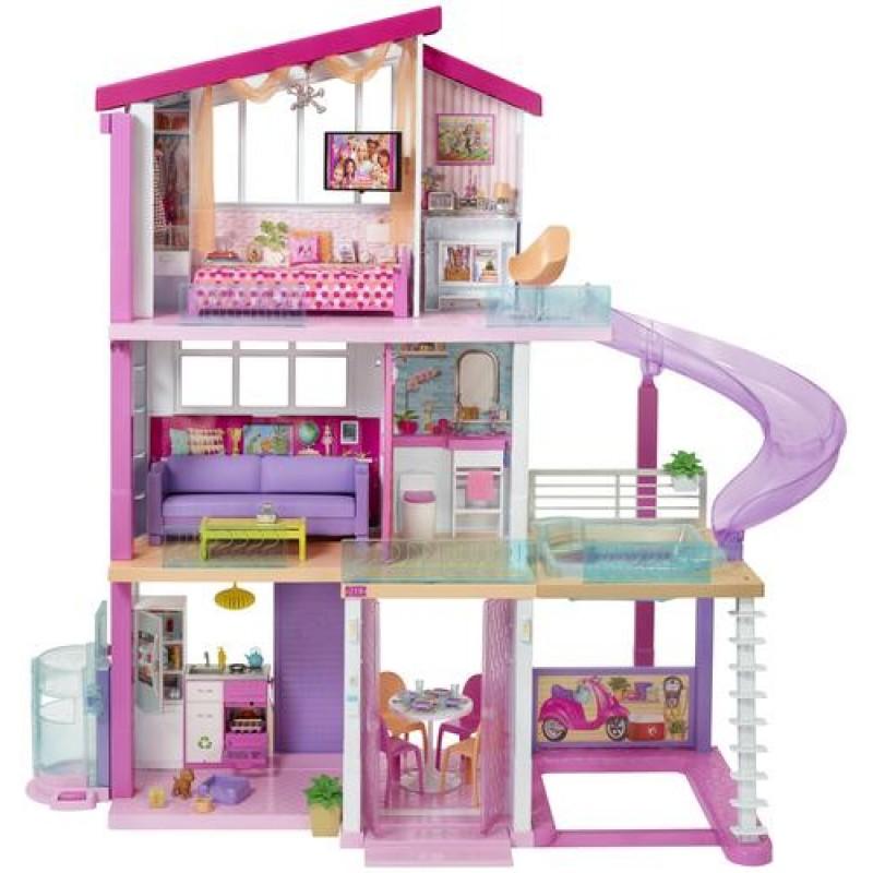 Barbie DreamHouse dollhouse Multicolor