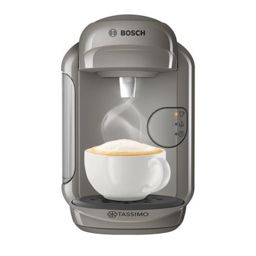 Bosch TASSIMO VIVY 2 Countertop Drip coffee maker 0.7 L Fully-auto Grey