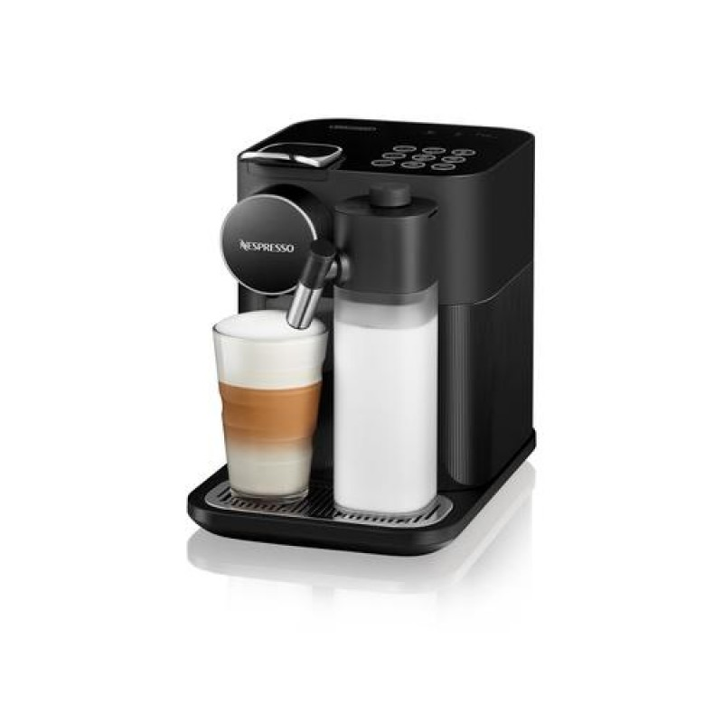 DeLonghi EN 650.B Countertop Combi coffee maker 1 L Fully-auto Black