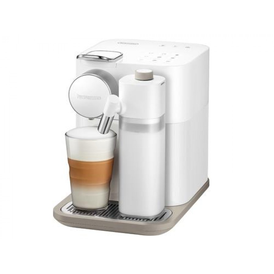 DeLonghi EN 650.W Countertop Combi coffee maker 1 L Fully-auto White