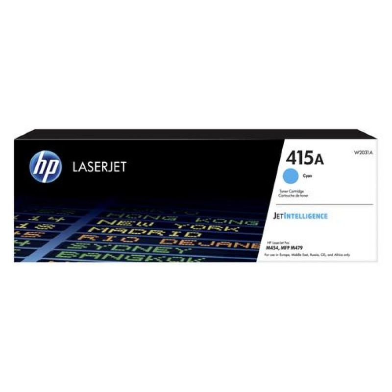 HP 415A Original Cyan 1 pc(s)