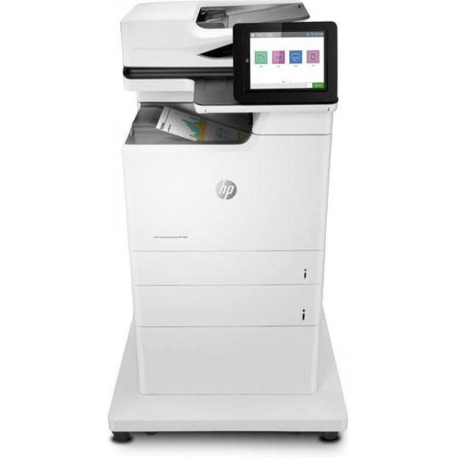 HP MFP M681f Laser 47 ppm 1200 x 1200 DPI A4 Black,Grey