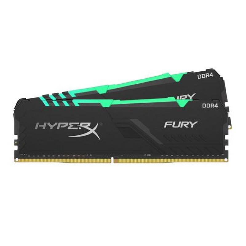HyperX FURY HX432C16FB3AK2/32 memory module 32 GB DDR4 3200 MHz