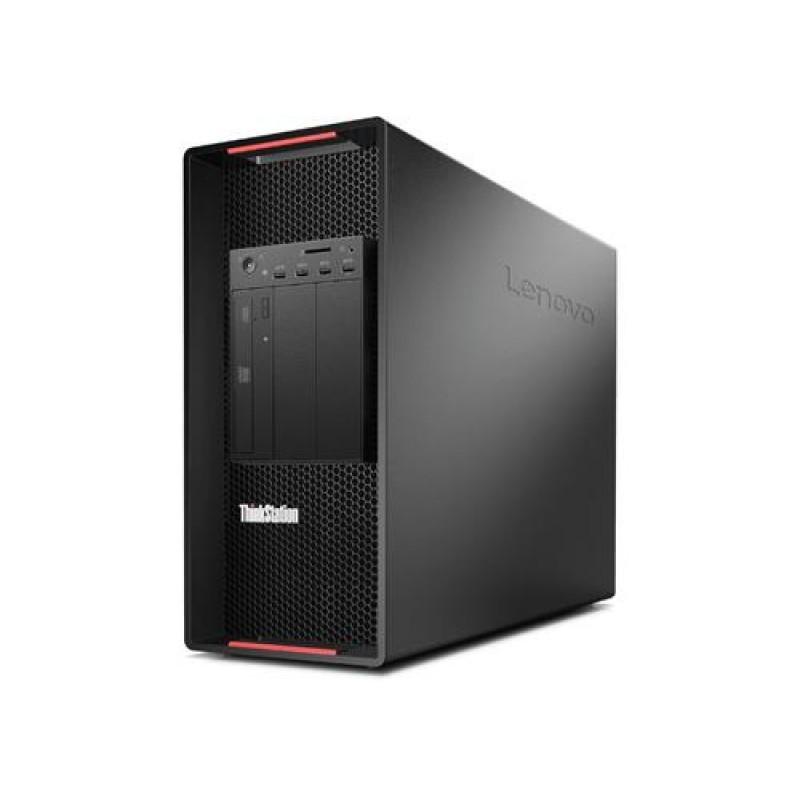 Lenovo ThinkStation P920 Intel Xeon Silver 4214 8 GB DDR4-SDRAM 256 GB SSD Black Tower Workstation