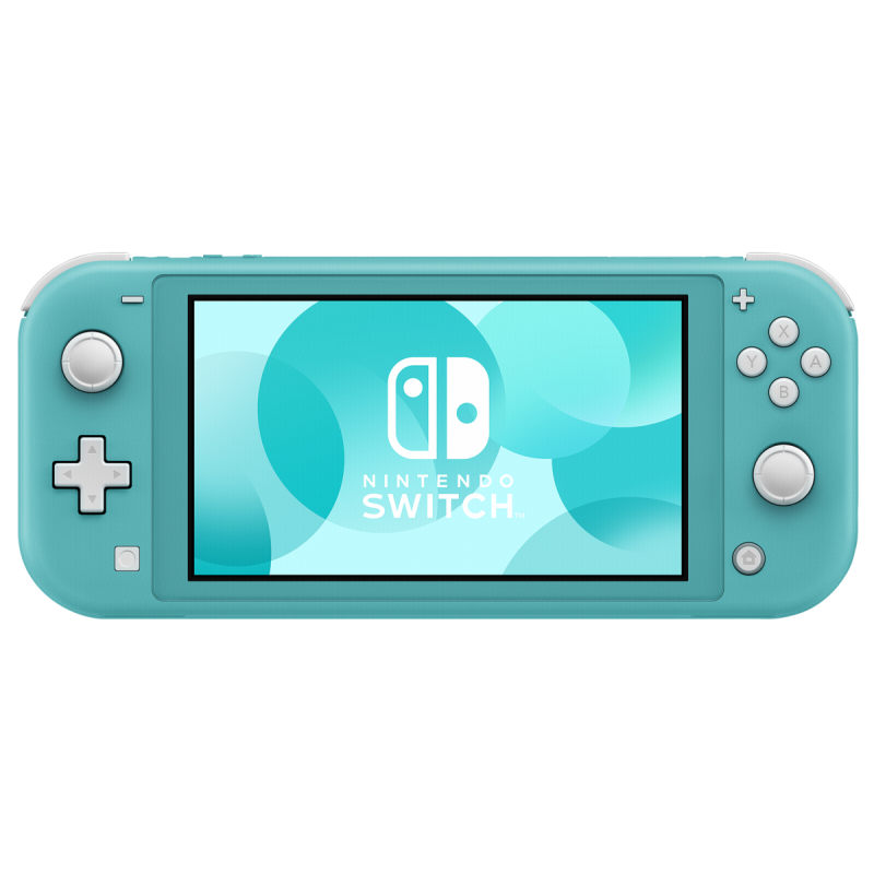 Nintendo Switch Lite portable game console Turquoise 14 cm (5.5