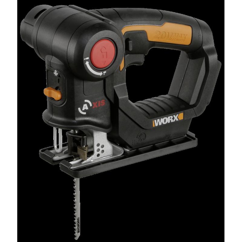 Worx WX5509 20V 2 in 1 Cordless Multi Saw