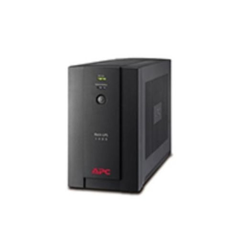 APC BX950U-FR uninterruptible power supply (UPS) Line-Interactive 950 VA 480 W 4 AC outlet(s) Black