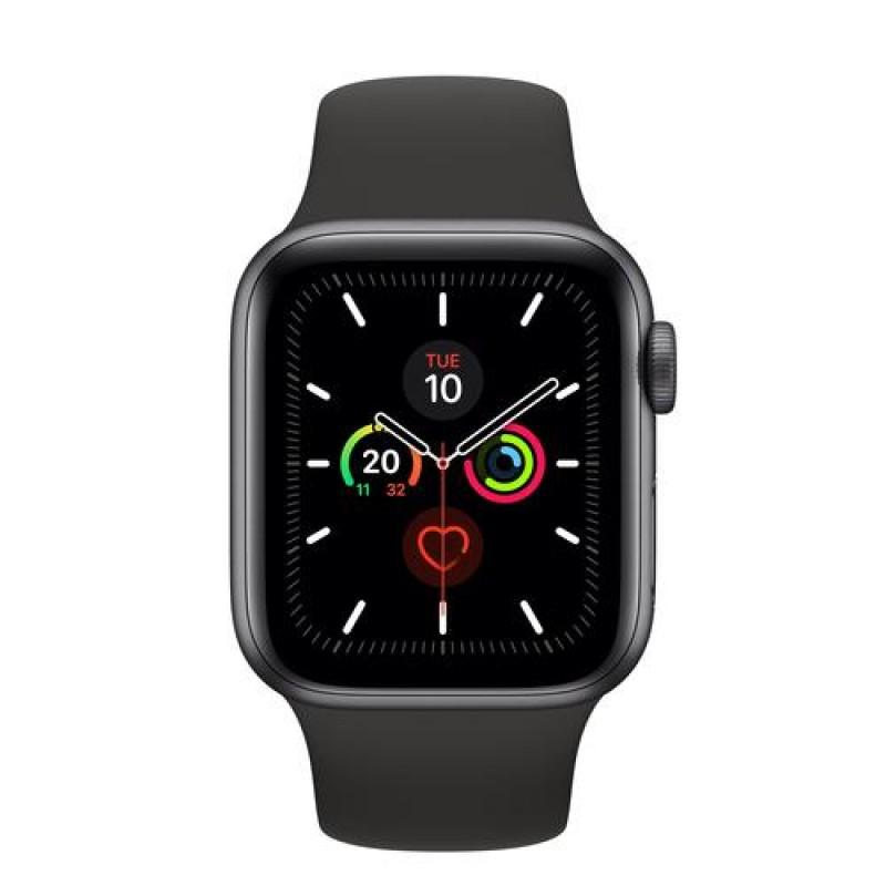 Apple Watch Series 5 smartwatch Grey OLED Cellular GPS (satellite)