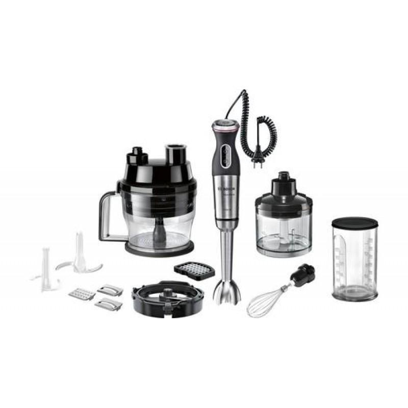 Bosch MS8CM61X1 blender 1.25 L Immersion blender Black,Stainless steel 1000 W