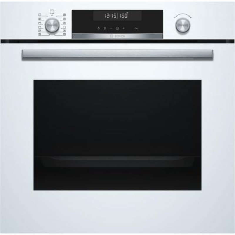 Bosch Serie 6 HBA578BW0 oven Electric 71 L Black,White A