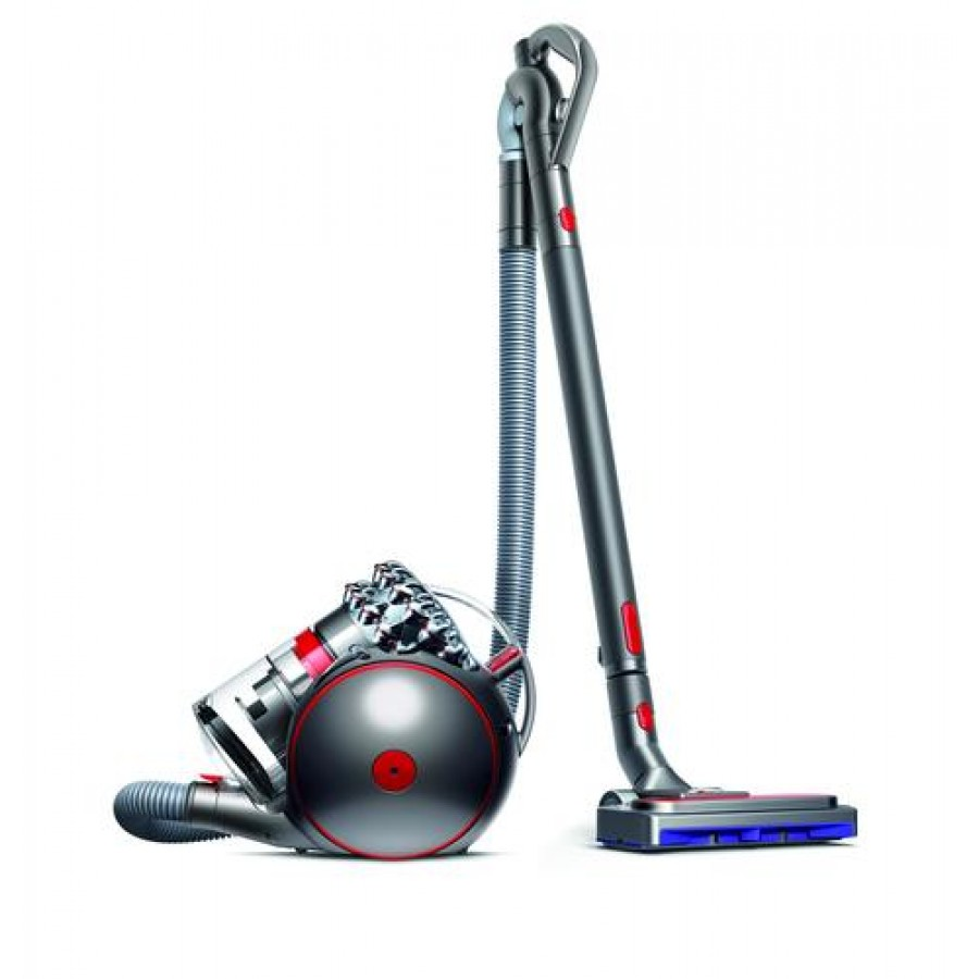 Dyson Cinetic Big ball Absolute 2 700 W Cylinder vacuum Dry Bagless 0.8 L Grey,Nickel