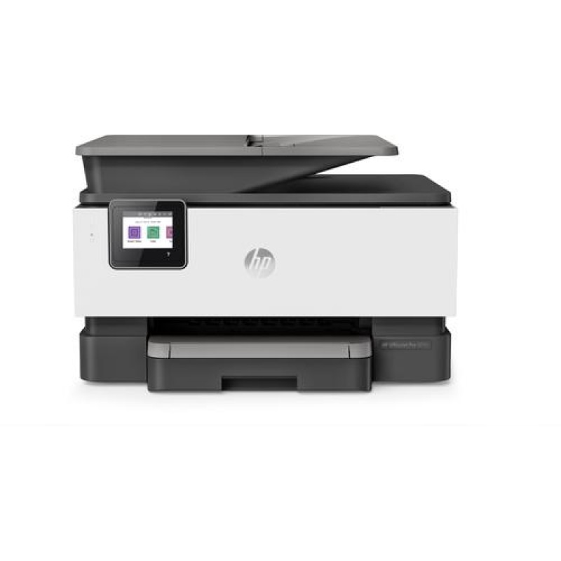 HP OfficeJet Pro 9012 All-in-one wireless printer Print,Scan,Copy from your phone, Instant Ink ready & voice activated (works with Alexa and Google Assistant) Black,Red,White