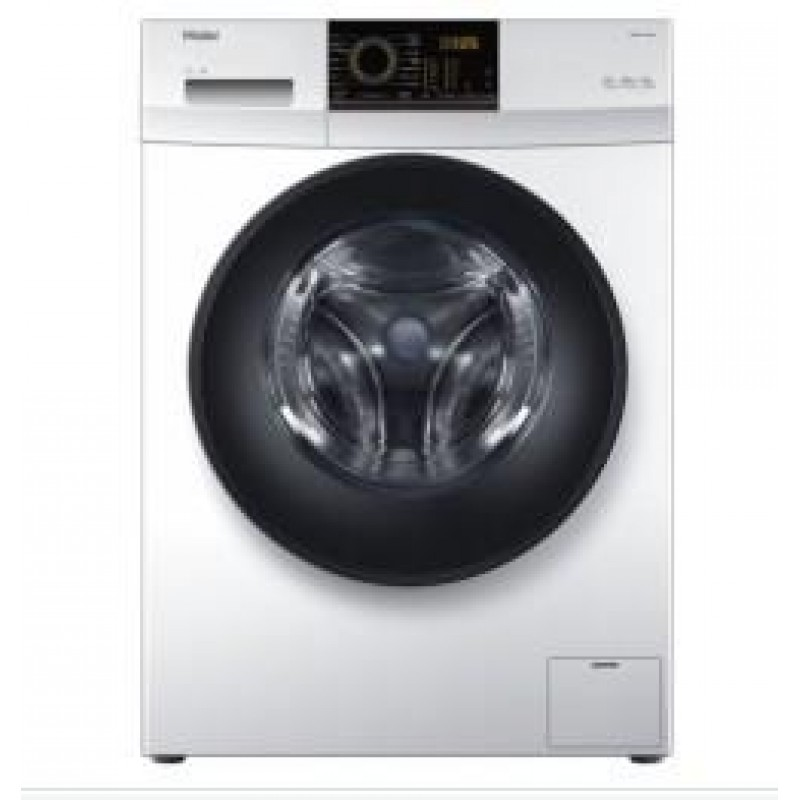 Haier HW80-14829 washing machine Freestanding Front-load White 8 kg 1400 RPM A+++