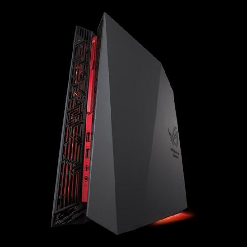 ASUS ROG G20CI-CH019T 7th gen Intel® Core™ i7 i7-7700 16 GB DDR4-SDRAM 2256 GB HDD+SSD Mini Tower Black,Red PC Windows 10 Home