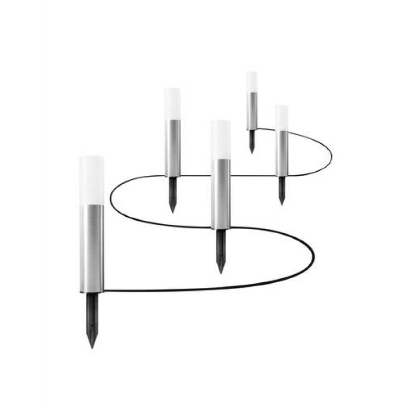 Osram SMART+ Smart pedestal/post lighting Silver ZigBee 4.2 W