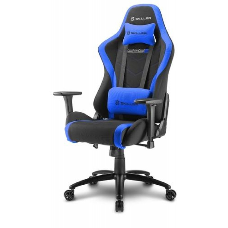 Sharkoon SKILLER SGS2 PC gaming chair Padded seat Black,Blue