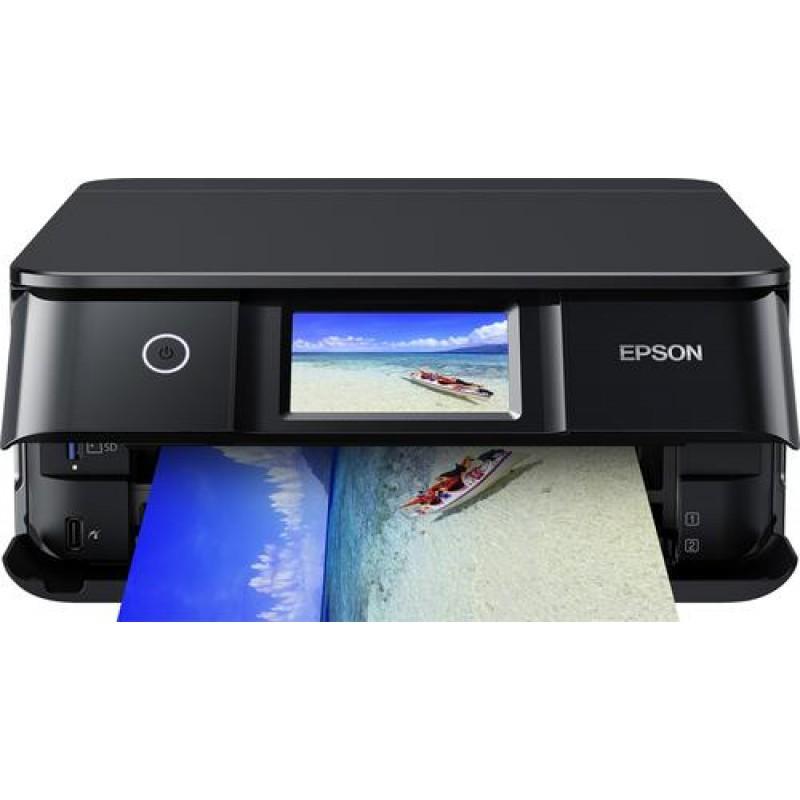 Epson Expression Photo XP-8600 Inkjet 32 ppm 5760 x 1440 DPI A4 Wi-Fi Black